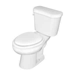 Elongated Toilet