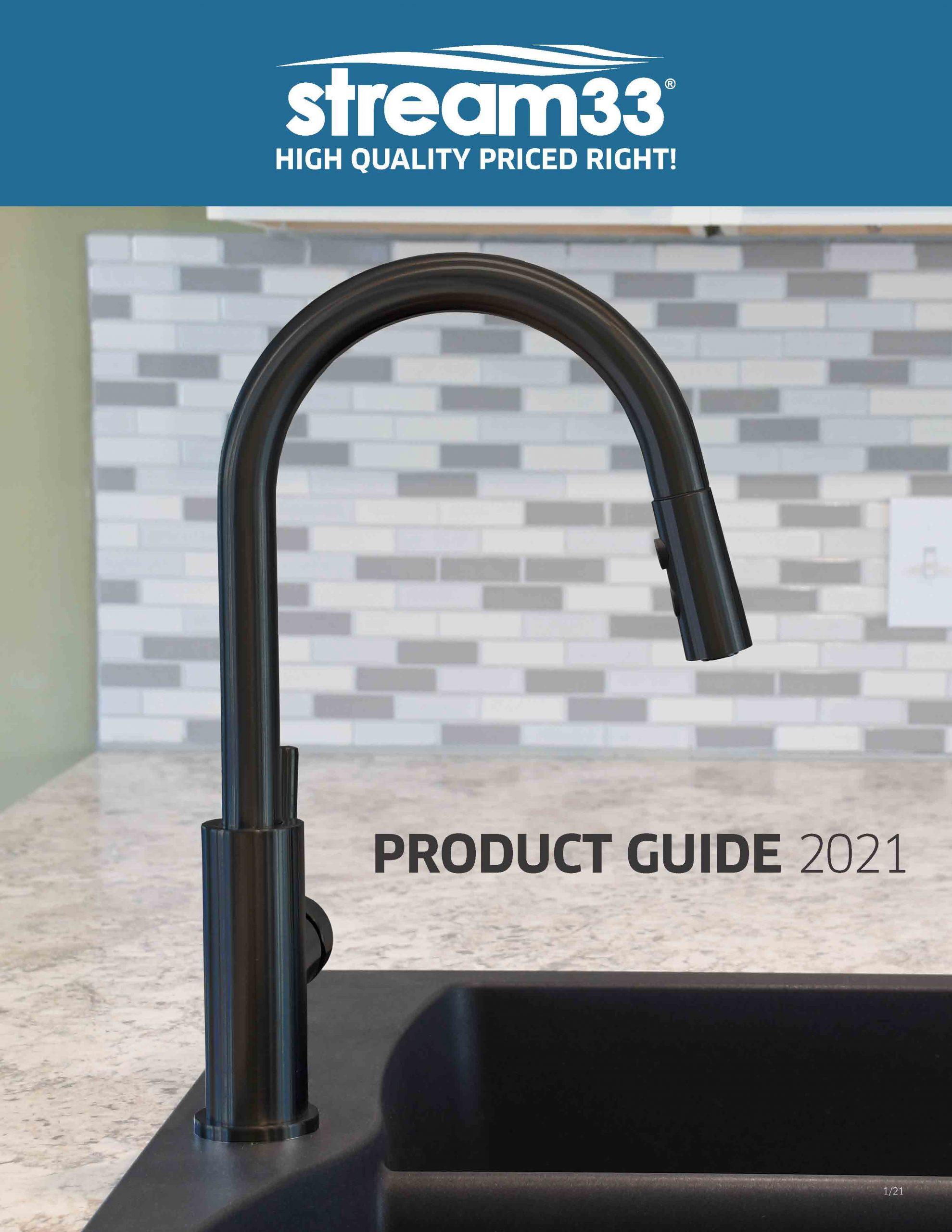 Stream33 Product Brochure